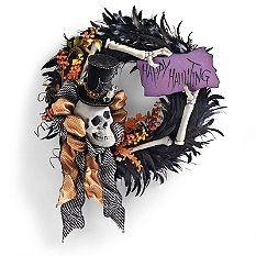 Going to MAKE. Halloween Tabletop Decor - Halloween Mantel Decor - Grandin Road