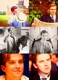 Matthew Crawley / Dan Stevens - Love Mathew - Love the show - hate that they killed him off. I refuse to accept it!