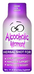 Feel Good While Being Bad and Counterbalance the Naughty in your life with Counterbalance Herbal Shots. Great tasting 2oz shots free from Artificial Sweeteners, Flavors, Colors and Sugar!