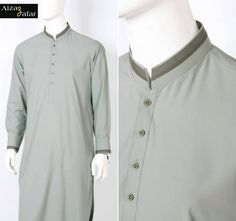 Aizaz Zafar's Men kurta shalwar are always of high quality fabric with beautiful neck and border designs.This is the Eid Ul Azha collection by Aizaz Zafar see complete collection below. Salwar Kameez Mens, Kurta Men, Kurti, Kurtha Designs, Pathani Kurta, Boys Kurta Design, Gents Kurta, Mens Kurta Designs, African Clothing For Men