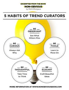 60 content curation tools 5 curation habits that can change your career malvernweather Image collections