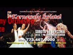 Karnawaly Swiata - Carnival around the World 01/18/2014 - 18 stycznia 2014 r, Sobota 7:00 pm http://copernicuscenter.org/karnawaly-swiata/