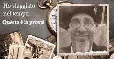 Risultato Viaggerai nel tempo e vedrai il tuo passato! | FunMix.eu