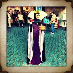 San Diego Comic Con Evil Queen cosplay