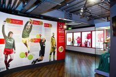 Liverpool FC Museum