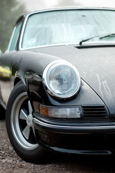 Porsche 1973 Carrera RS #porsche- looking for one of these. This is the year I was born.
