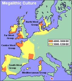 Megalithic Culture - Prehistoric Iberia - Wikipedia, the free encyclopedia