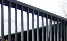 Brama przesuwna brama przemysłowa ogrodzenia bramy