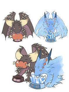 mhw monster hunter world nergigante xeno'jiiva xenojiiva my art Fantasy Dragon, Dragon Art, Cry Anime, Anime Art, Fantasy Creatures, Mythical Creatures, Monster Hunter World Wallpaper, Monster Hunter Memes, Creature Drawings