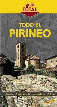 TODO EL PIRINEO. Martín, Ramón [et al.]. Se han seleccionado 18 itinerarios por el Pirineo Navarro, Aragonés y Catalán, que permiten acercarse a la enorme diversidad paisajística y cultural de esta cordillera. Cada excursión se acompaña de un mapa de carreteras, escala 1:340.000, en el que aparece señalado el recorrido descrito. Disponible en @ http://roble.unizar.es/record=b1566176~S4*spi