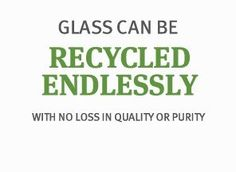 For more info on recycling and upcycling check out www. Recycling Facts, Recycling Station, Recycling Information, Recycling Bins, Where To Recycle, Indoor Orchids, Glass Packaging, Hair Falling Out, Useful Life Hacks