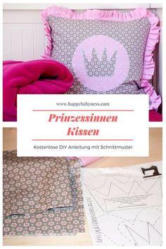 kissen bemalen f r kinder wohn design. Black Bedroom Furniture Sets. Home Design Ideas