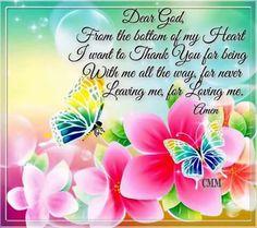 ✞❣ Dear God....amen