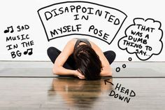 Instead of Seated Forward Bend...   11 Slightly More Accurate Names For Yoga Poses