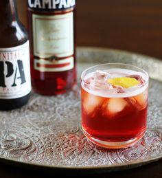 Recipe: Campari & IPA Spritzer
