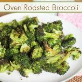 Oven Roasted Broccoli Recipe | Thriving Home