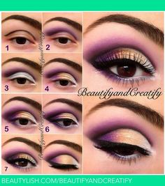 kajal eye makeup makeup 50 plus makeup like kendall jenner makeup dp makeup red makeup video mein makeup with blue dress much is mary kay eye makeup remover Makeup Inspo, Makeup Art, Makeup Inspiration, Beauty Makeup, Makeup Drawing, Make Up Palette, Eye Makeup Steps, Blue Eye Makeup, Purple Eyeliner