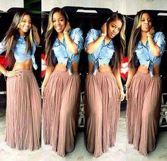 This skirt ♥♥♥