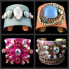Fabulous handcrafted jewelry designs  Shop www.letrendbijoux.etsy.com