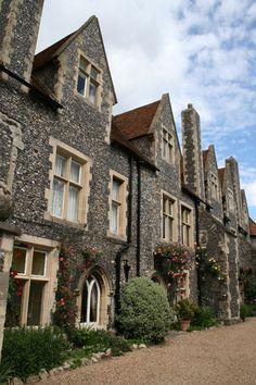 Town of Canterbury, England
