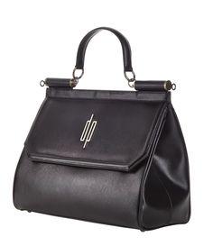 DIMITRI Fall Winter 2014 #shopper #saffiano #leather #bag