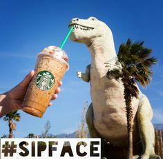 Dino + Starbucks = Dinonucks