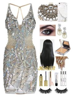"""Empire: Diamond Glamorous"" by missk2blue ❤ liked on Polyvore featuring Jovani, Fantasia by DeSerio, Giuseppe Zanotti, tarte, Urban Decay, philosophy, Natasha Couture, Paul & Joe, Bobbi Brown Cosmetics and russell+hazel"