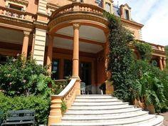 Villa Ocampo, Buenos Aires, Argentina. Antigua residencia de la escritora Victoria Ocampo