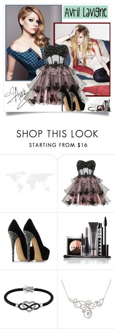 """""""Sem título #379/Here's To Never Growing Up"""" by giovannacarlamalik ❤ liked on Polyvore featuring Ruby Prom, Casadei, LORAC and Jewel Exclusive"""