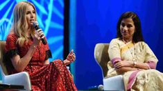 In Hyderabad, Indian Entrepreneurs Size Up Ivanka Trump : NPR