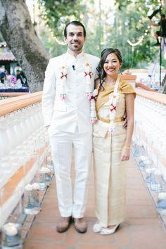 Rancho Las Lomas - Featured Wedding Regina & Jason - Alex Rapada Photography- Thai Ceremony -