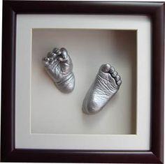 Lifecasting mold:3D Baby Handprint impression material-Sino-thinker Industry Co.,ltd Art crepe paper, Tissue Paper, Alginate impression