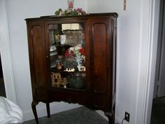 This is Paul's Mother's Hickory Chair  dining table and chairs from 1923.