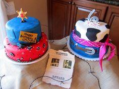 Western Cake Decorating Ideas   Western Cakes