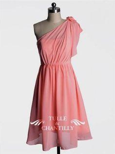 Cool one shoulder blush pink bridesmaid dresses 2017 Check more at http://bestclotheshop.com/dresses-review/one-shoulder-blush-pink-bridesmaid-dresses-2017/
