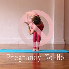 Prenatal No-Nos: A Complete Yoga Guide To A Healthy, Safe Pregnancy #meditationforpregnancytips