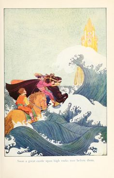Tales of enchantment from Spain, illustrated by Maude and Miska Petersham, 1920