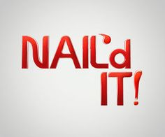 """Oxygen Network has a new show called """"Nail'd it!"""" Coming up this fall. Had to pin this although might not watch it."""