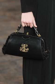 This Is It: The Most Drool-Worthy Bags From the Runways of New York: Ralph Lauren Fall 2013