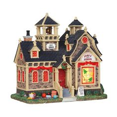 Dickens Village Series Village Values & Prices | Dickens Village ...
