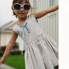 Well Dresses Wolf Samantha Dress - Sand + Sea Baby Girl Dresses, Baby Dress, Dope Outfits, Girl Outfits, Girls Dream Closet, Well Dressed Wolf, Dope Clothes, School Girl Outfit, Boutique Dresses