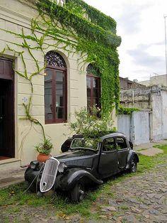 Streets of Barrio Historico - Colonia del Sacramento