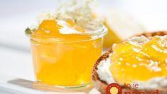 Mennyei bodzaviráglekvár, ahogy a nagyi is készítette - Recept Elderflower, Food Styling, Panna Cotta, Paleo, Pudding, Fish, Homemade, Meat, Cooking