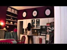 The Itsy bitsy apartment with huge design - Tiny, Eclectic Amazing Spaces video - YouTube