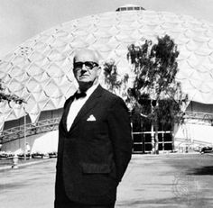 Geodesic Dome - Buckminster Fuller