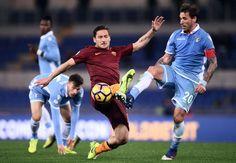Roma-Lazio e le due voci del Derby capitolino - http://www.contra-ataque.it/2017/04/04/roma-lazio-voci-derby.html