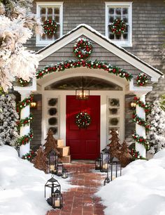 Our future porch decorations