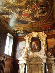Chatsworth House Chapel