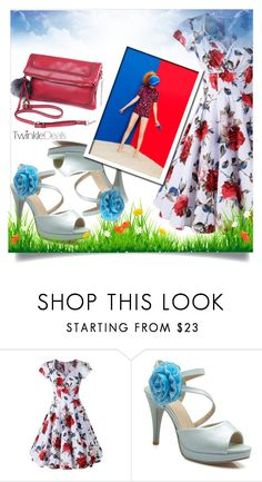 """TwinkleDeals 3"" by aida-banjic ❤ liked on Polyvore featuring vintage"