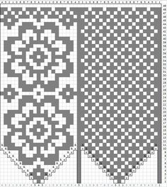 knitting charts Ideas Knitting Gloves Pattern Link For 2019 Knitted Mittens Pattern, Poncho Knitting Patterns, Knitting Charts, Knitted Gloves, Knitting Stitches, Knitting Quotes, Fair Isle Pattern, Tapestry Crochet, Rugs